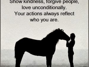 Your Actions Reflect Who You Are