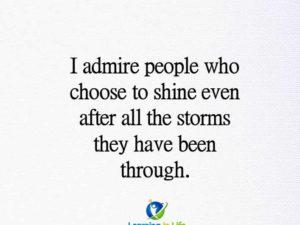 Admire People