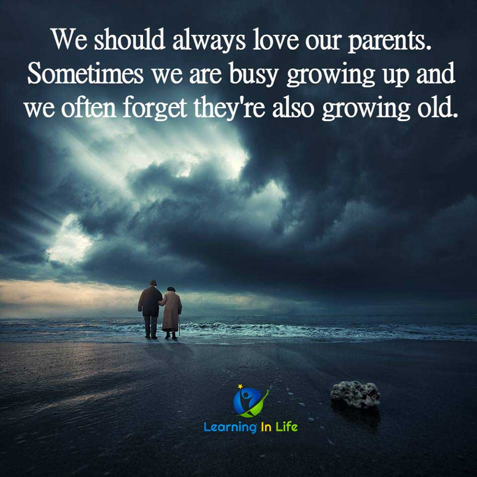 Photo of Always Love Our Parents