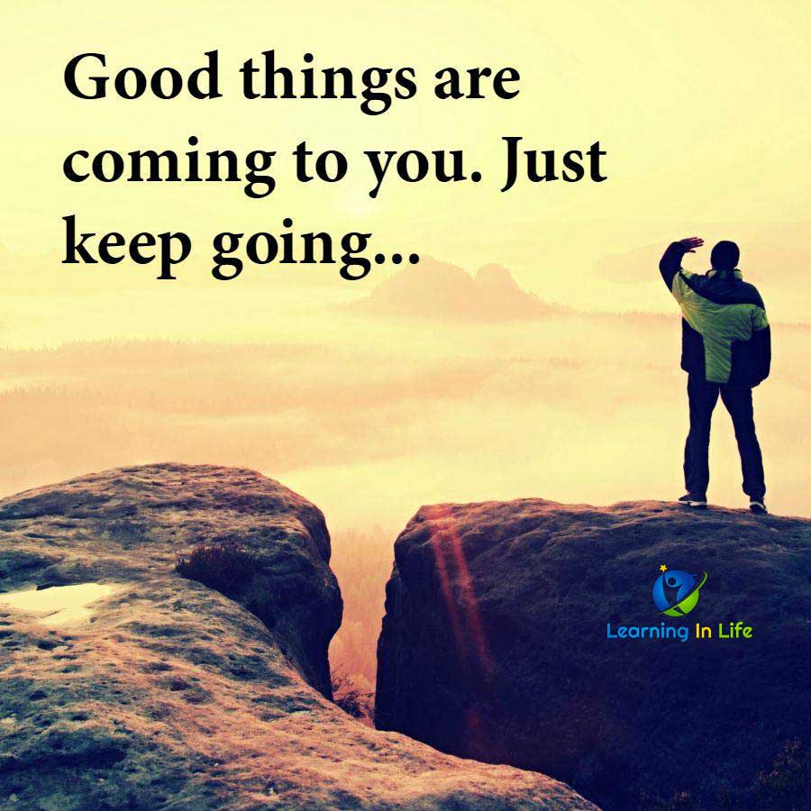 Photo of Keep Going