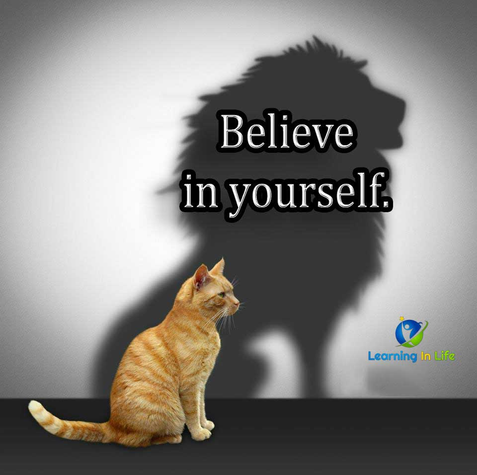 Photo of Believe In Yourself