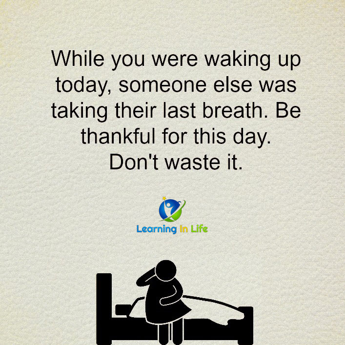 Photo of Don't Waste It