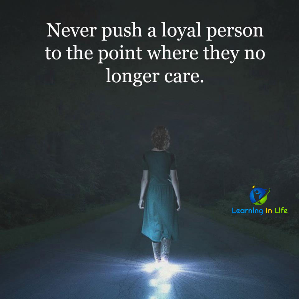 Photo of Loyal Person