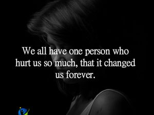 Changed Us Forever