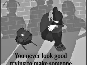 Never Look Good