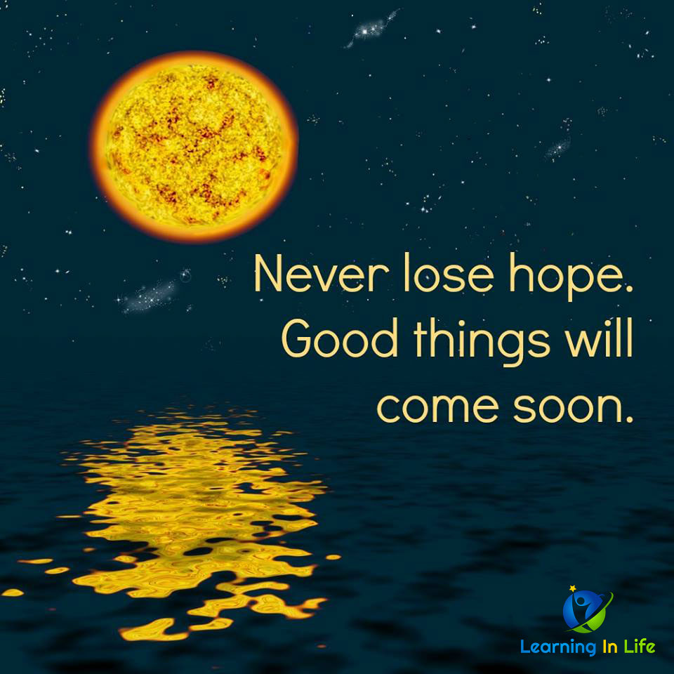 Photo of Never Lose Hope