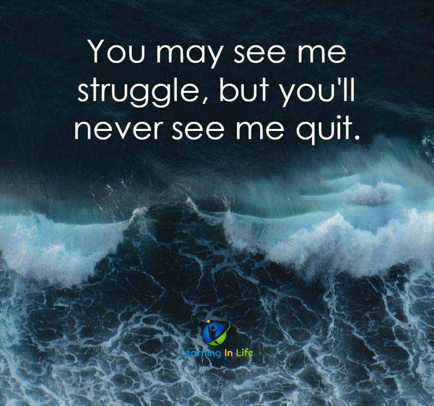 Photo of Struggle