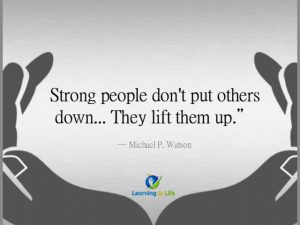 Lift Them Up