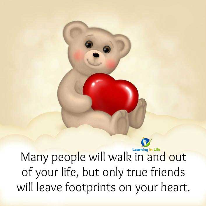 Photo of Footprints on your heart