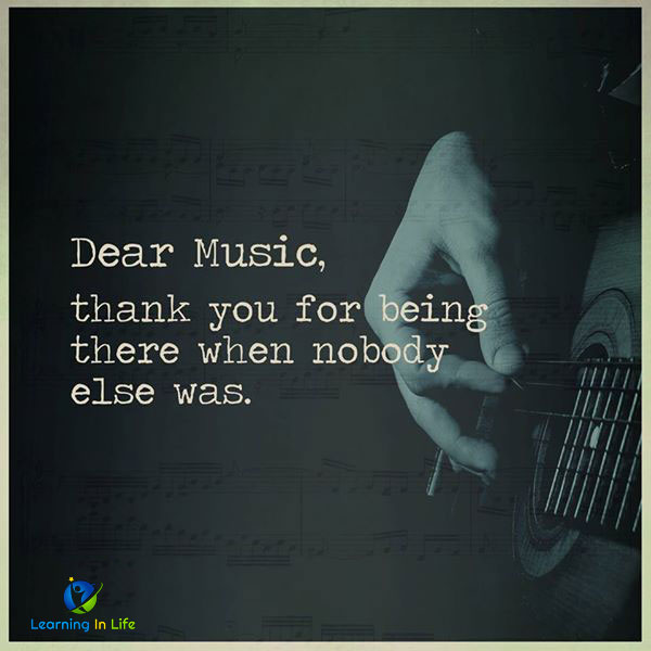 Photo of Dear Music…