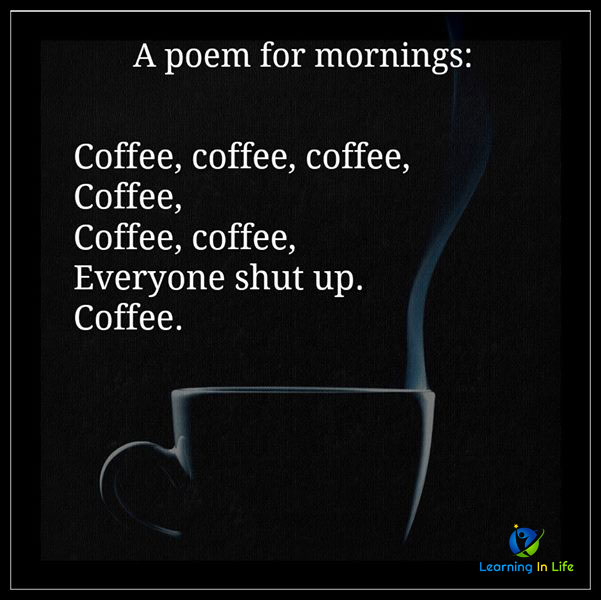 Photo of A Poem for mornings