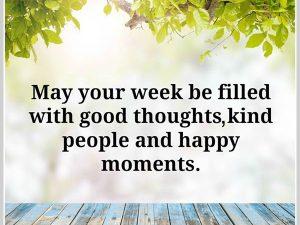 Your Week Ahead