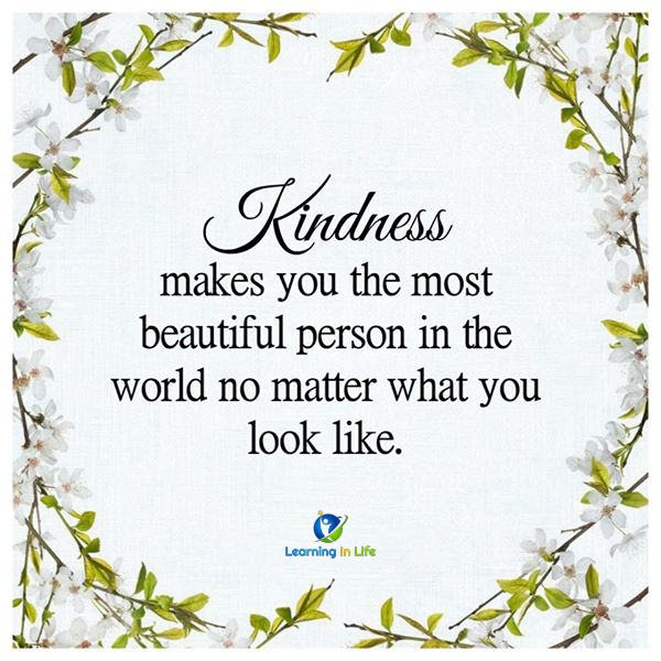 Photo of Kindness…
