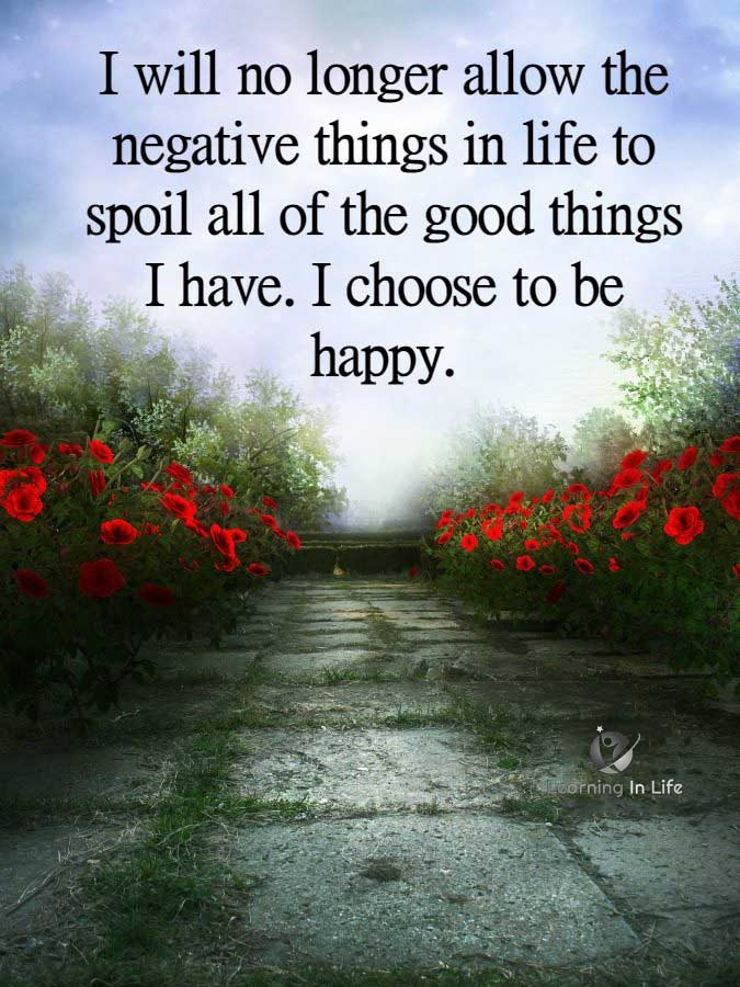 Photo of Choose to be happy