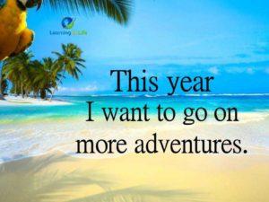 More Adventures
