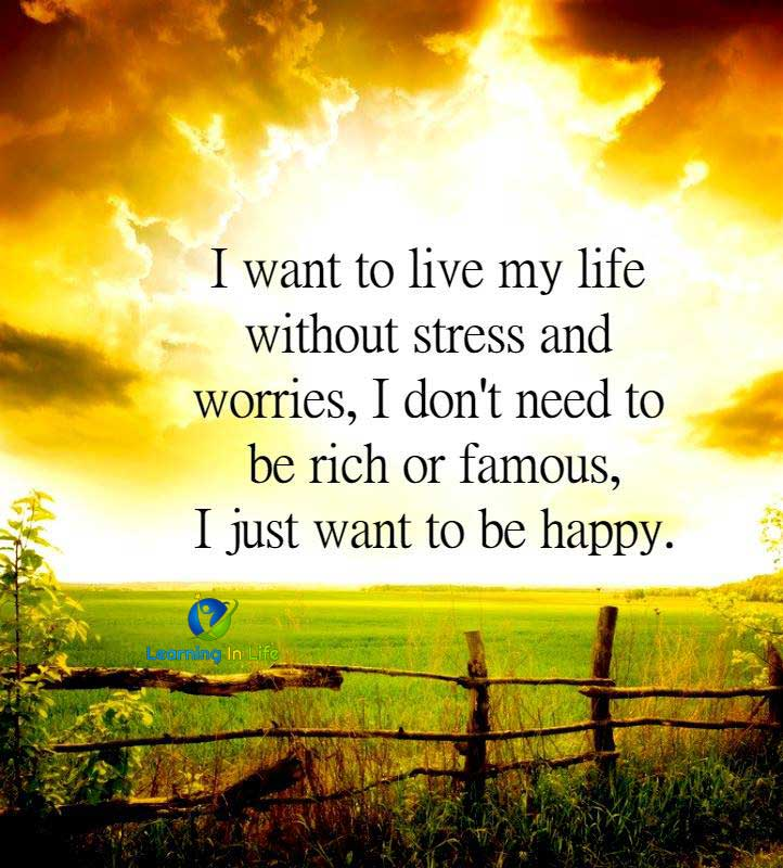 Photo of Want to be happy