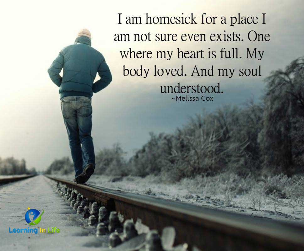 Photo of Homesick For A Place