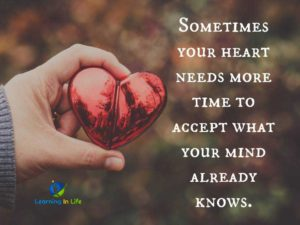 Heart Needs More Time