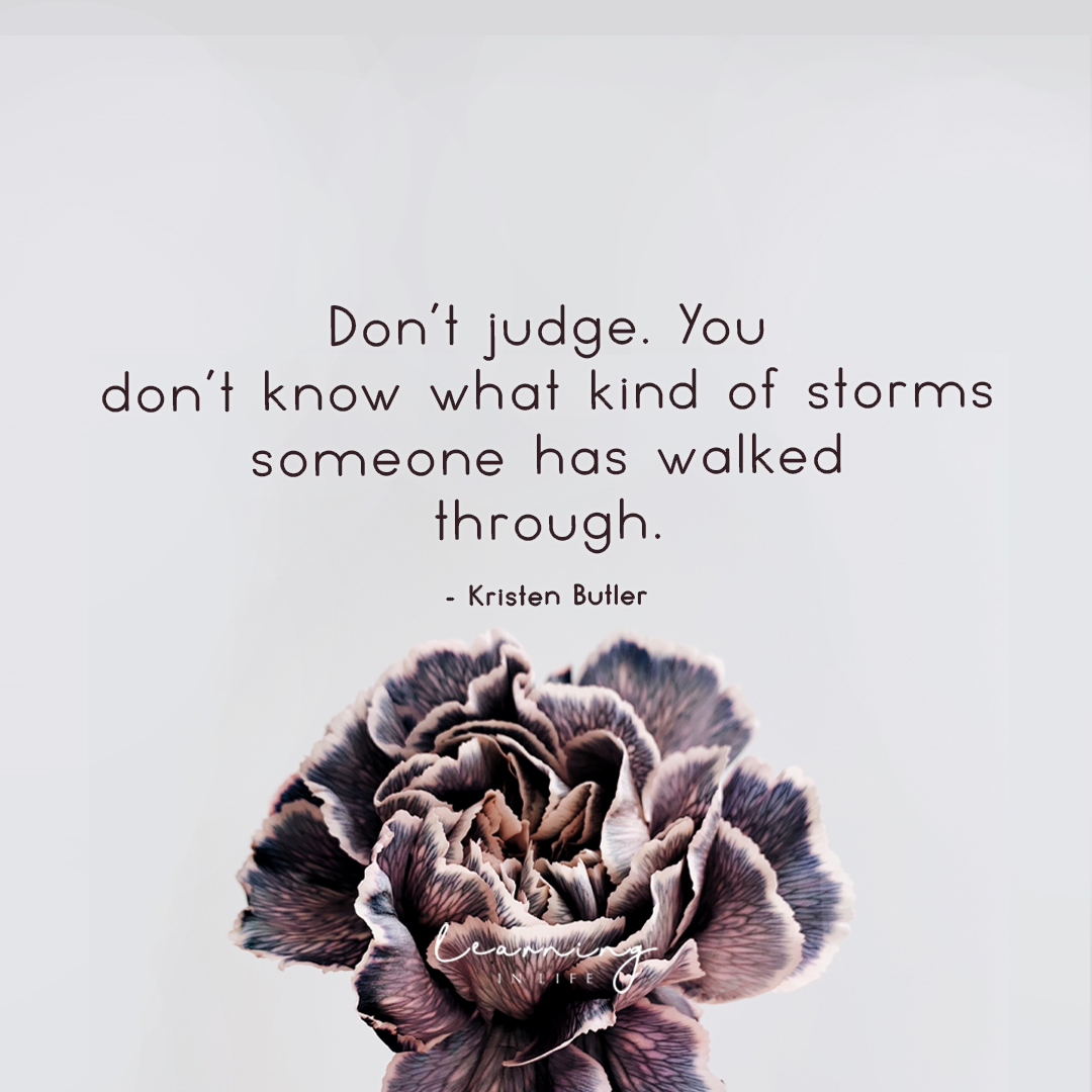 Photo of Don't Judge
