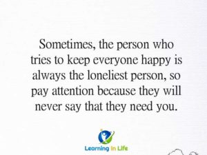 Loneliest Person