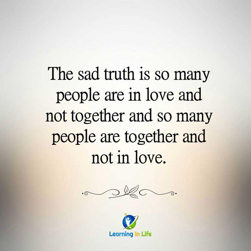 Photo of The Sad Truth