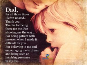 Ode to Dad