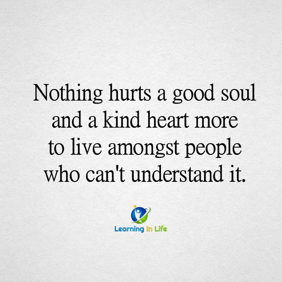 Photo of A Good Soul, A Kind Heart