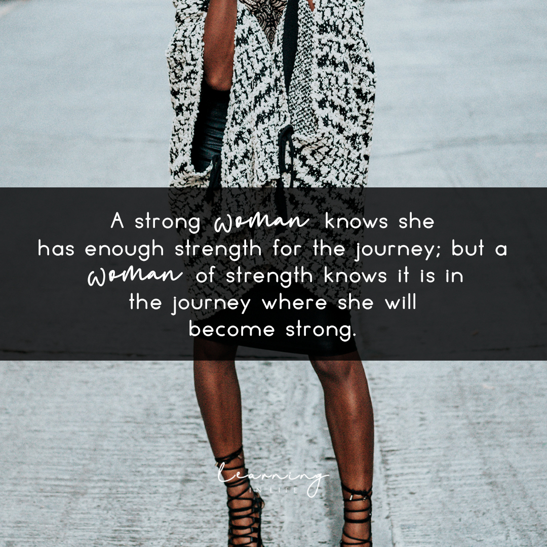 Photo of A Strong Woman