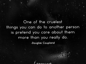 Cruelest Things