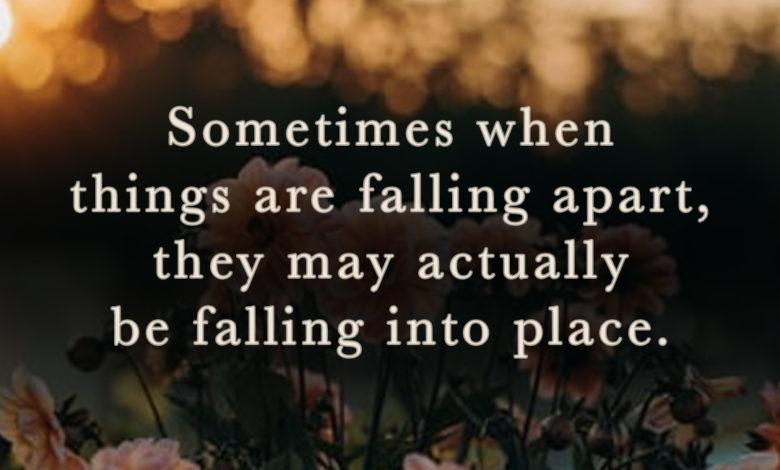 Photo of Falling Apart