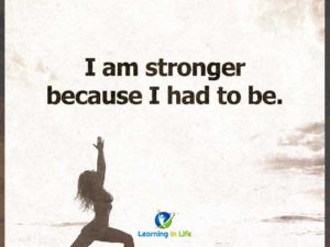 I Am Stronger