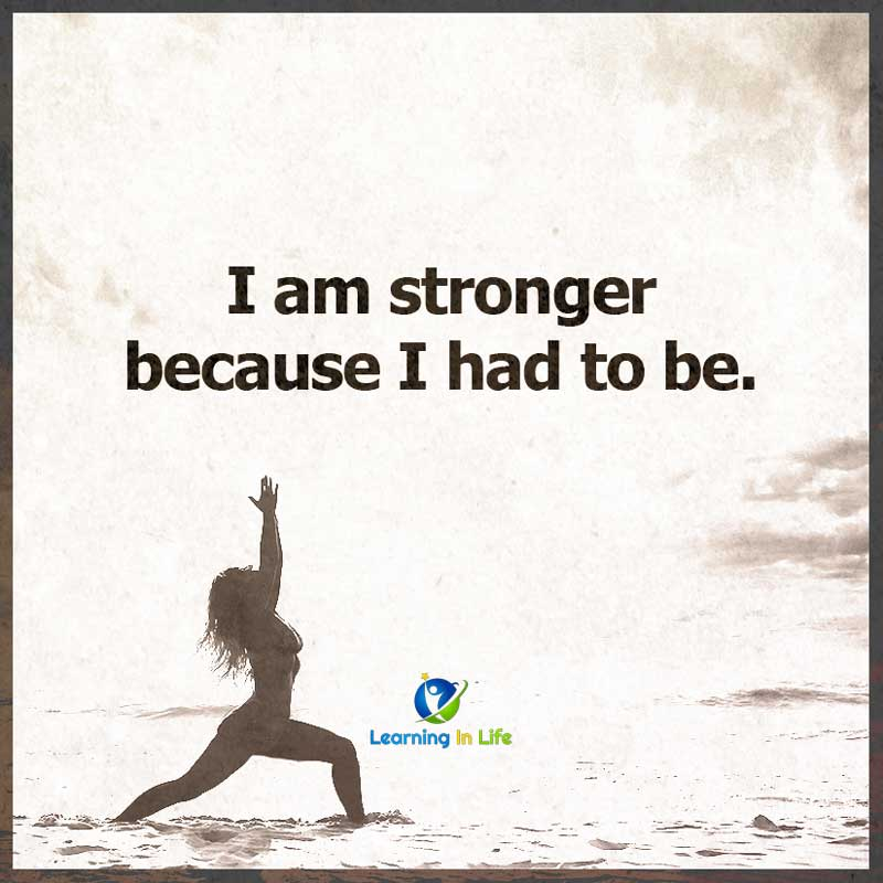 Photo of I Am Stronger