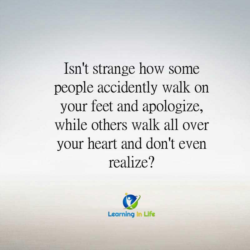 Photo of Isn't It Strange…
