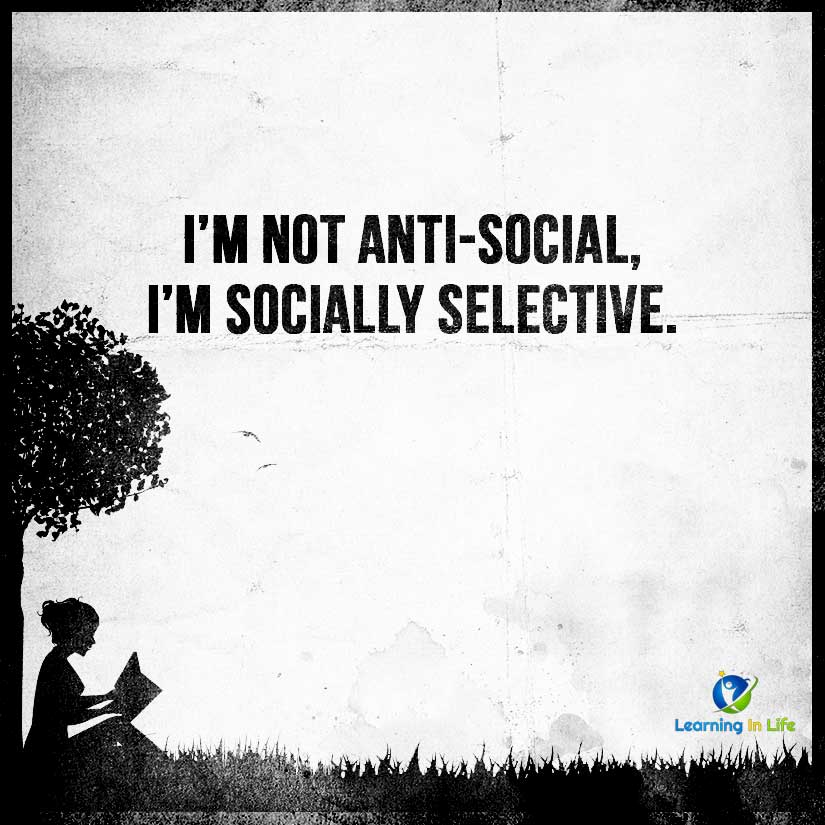 Photo of Socially Selective