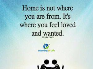 Where You Feel Love & Want