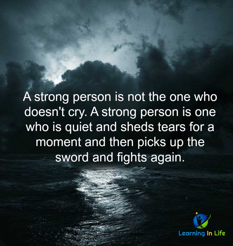 Photo of A Strong Person