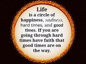 Life Is A Circle