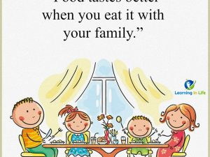 With Your Family