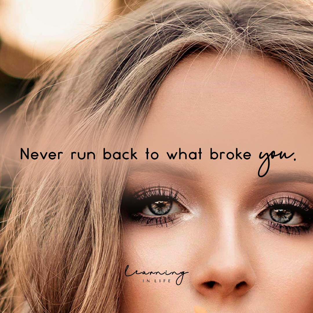 Photo of Never Run Back