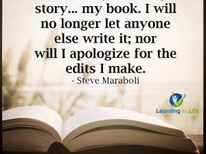 My Life, My Story