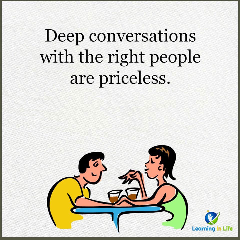 Photo of Deep Conversations