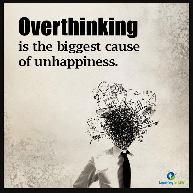 Photo of Overthinking