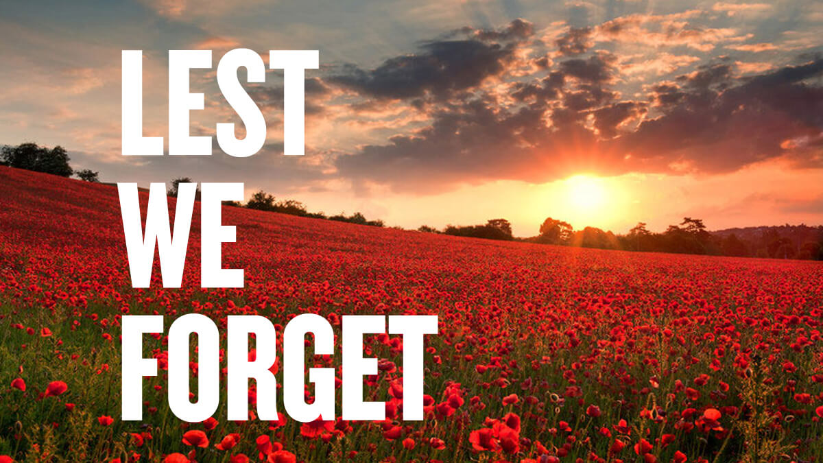 Photo of Lest We Forget