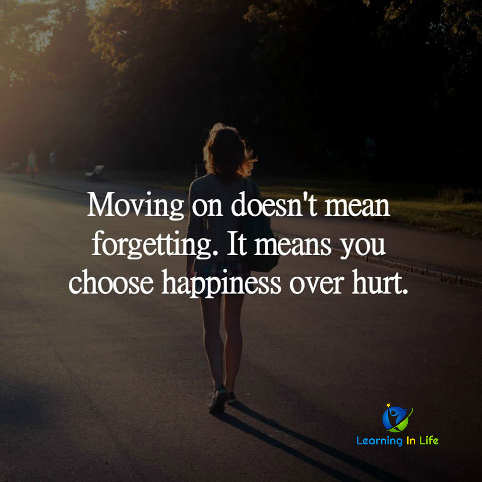 Photo of Choose happiness over hurt.