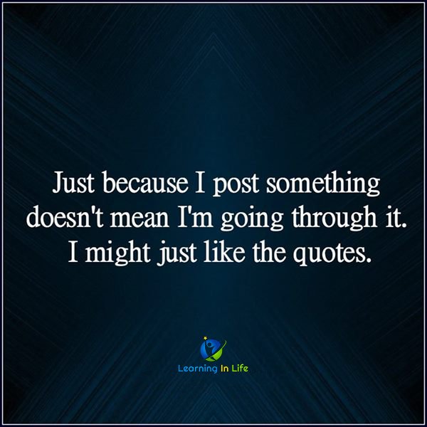 Photo of I Might Just Like The Quotes…