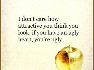 An Ugly Heart
