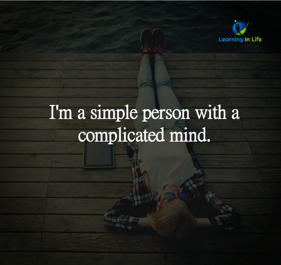 Photo of Complicated Mind
