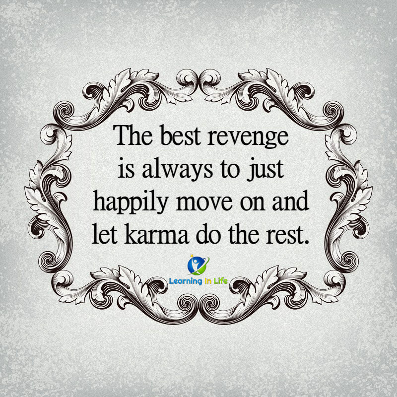 Photo of The Best Revenge