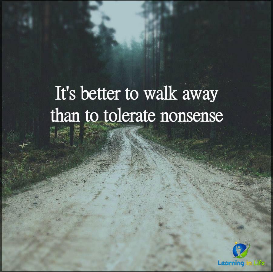 Photo of Walk Away