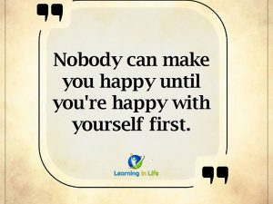 Happy With Yourself